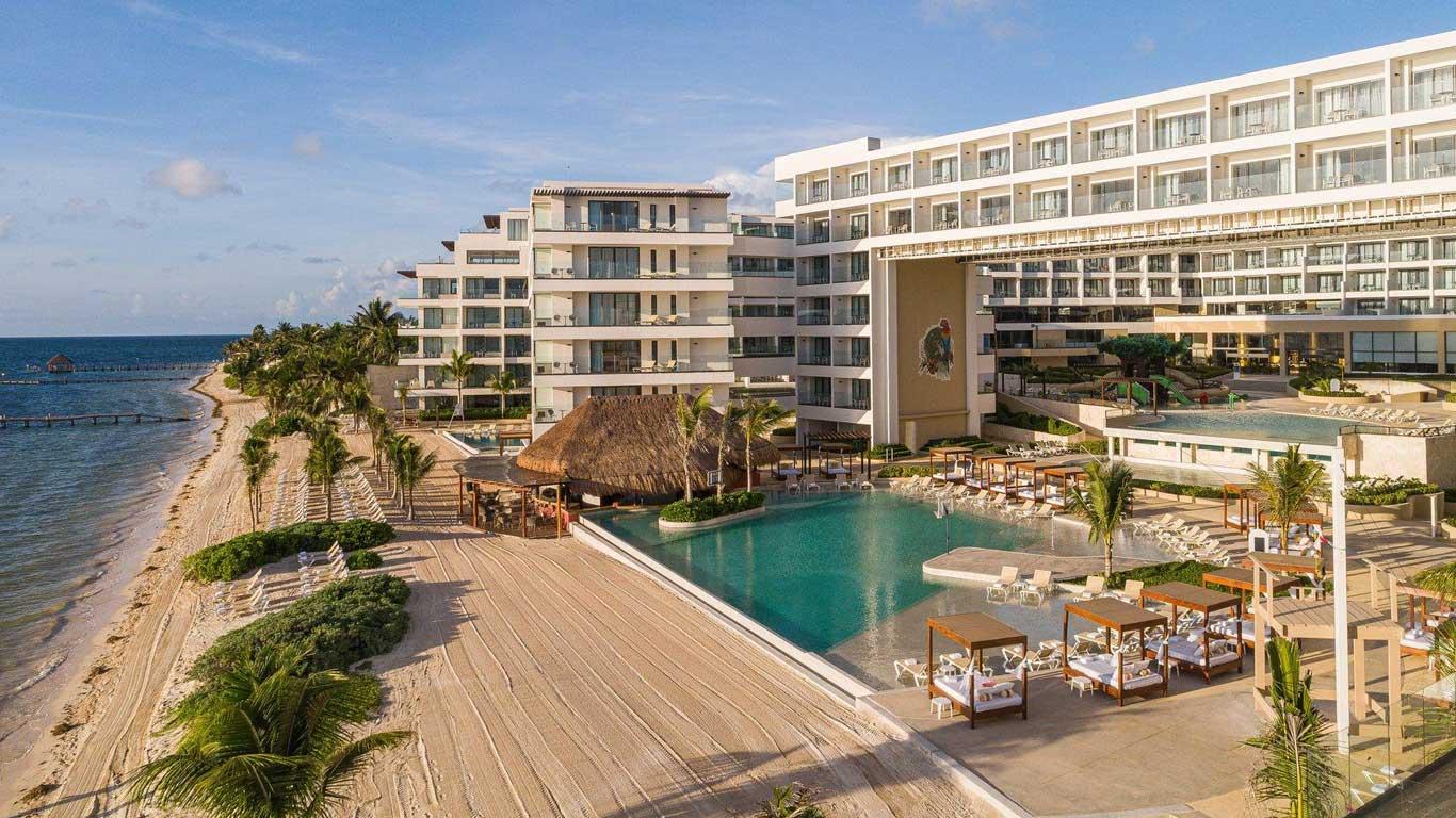 Crown Paradise Cancun >> Crown Paradise Club Riviera Maya Riviera Cancun Crown